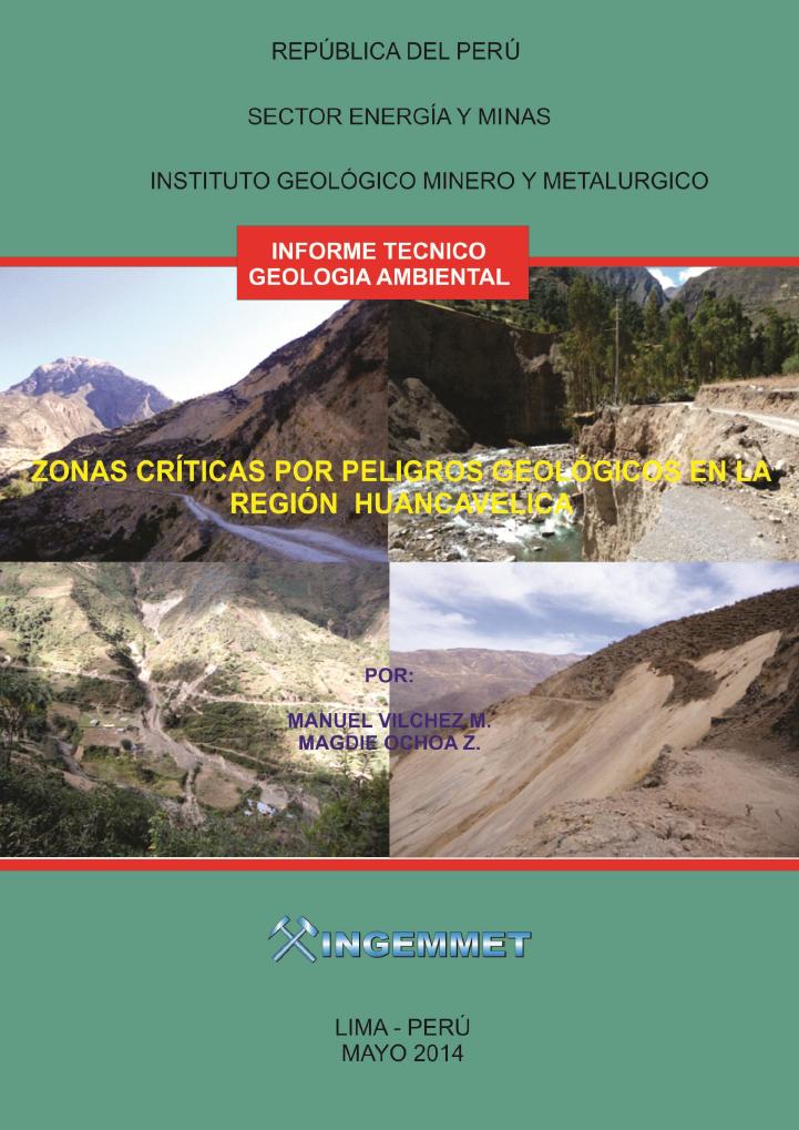 Región Huancavelica